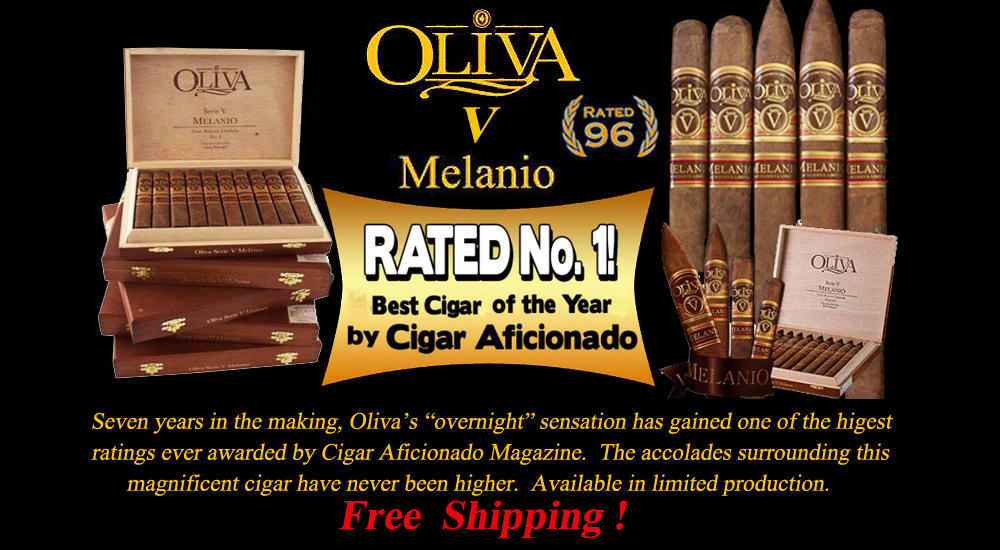 Oliva Serie V  Melanio .. Best Cigar of the Year !